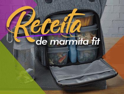 Receita de Marmita FIT