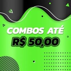 Combos até R$ 50,00