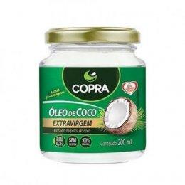 Óleo de Coco Extra-Virgem (200ml)