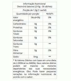 Desinchá Sabores Sachê (1,5g)